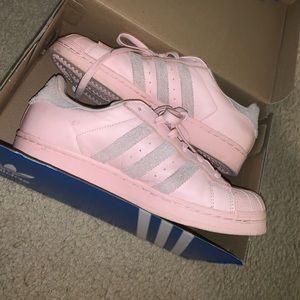Adidas ice pink 7 1/2